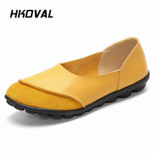 HKOVAL Women Shoes Sneaker Flats Fashion Comfortable Loafers Women Casual Shoes Classic Driving Woman Shoes Moccasins цена и фото