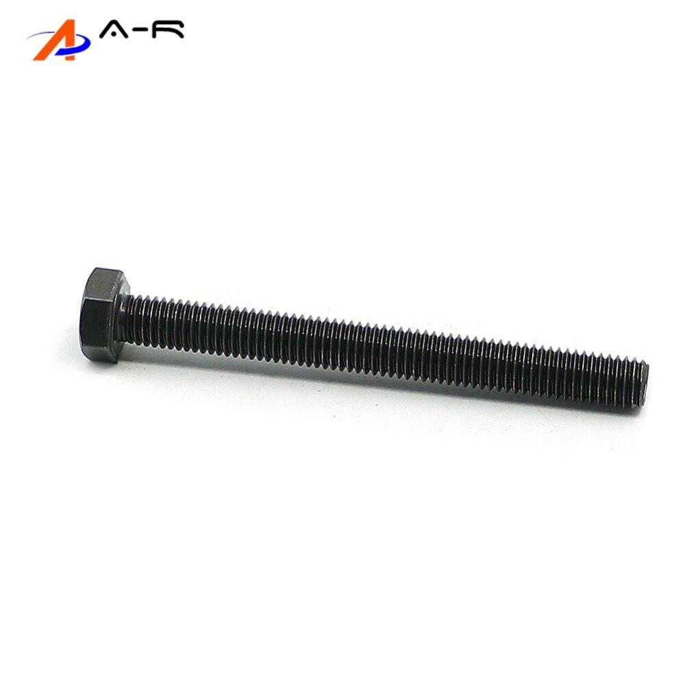 Can am класс 12,9 высокое качество Can-am вторичный разбрасыватель сцепления инструмент для замены ремня M8 8 мм метрический болт 8x1.25x80
