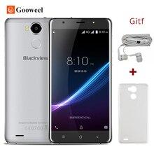 Blackview MT6737T R6 3 Г + 32 Г 4 Г смартфон Quad Core Отпечатков Пальцев ID мобильный Телефон 5.5 дюймов FHD IPS 13MP Android 6.0 сотовый телефон