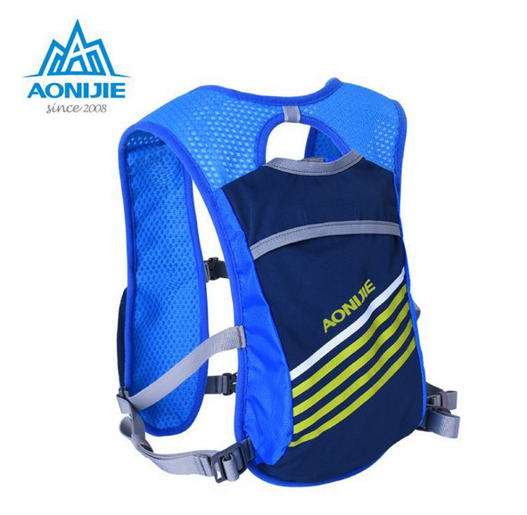 AONIJIE Ultralight Running Backpack Kettle Package Marathon font b Cycling b font Bags Running Vest Kettle