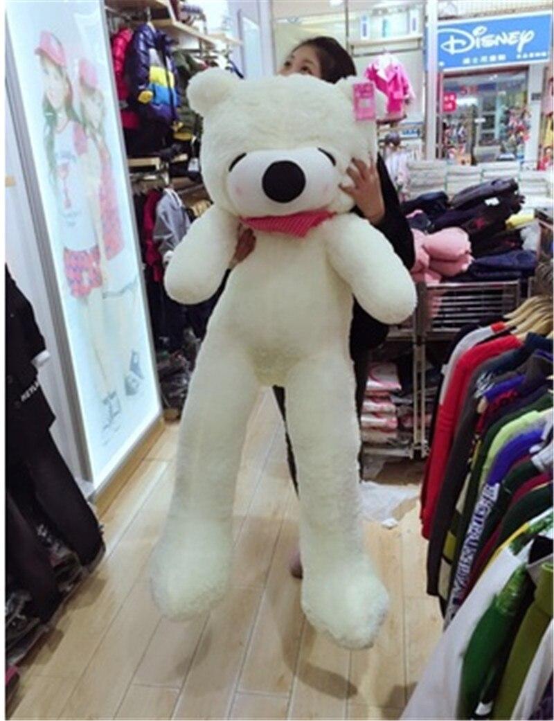 63 дюйма(160 см) огромный плюшевый медведь FT90060