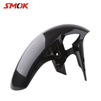 SMOK Motorcycle Carbon Fiber Front Fender Dust Guard Mudguard For Yamaha YZF R1 2009 2014 2010 MT10 MT 10 MT 10 2016 2017 2018