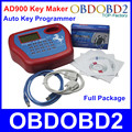Universal Key Chip Maker Super AD900 Key Pro Transponder AD-900 AD 900 Programmer Key Duplicator Full Package 3 Years Warranty