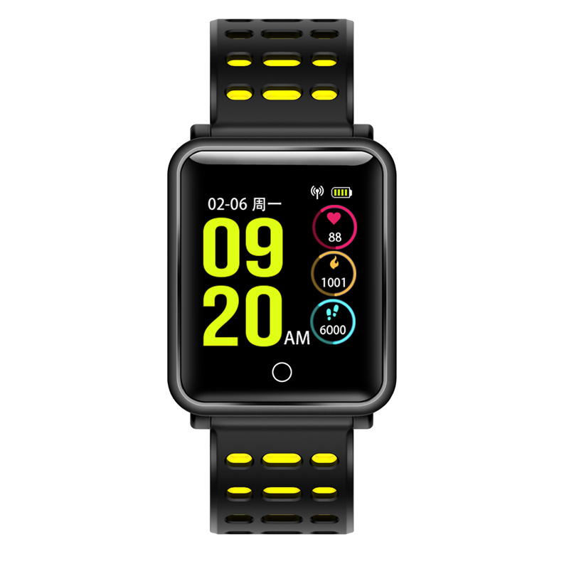 Heart Rate Monitor Smart Watch Calorie Burn Fitness Activity Tracker Pedometer IP68 Wristband for IOS Android Samsung Galaxy S9 мфу лазерное hp color laserjet pro mfp m277n