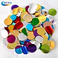 5kg/lot confetti round Circles Sprinkle paper  for confetti connon machine in  stage effect festival party decoration Hi-Quality