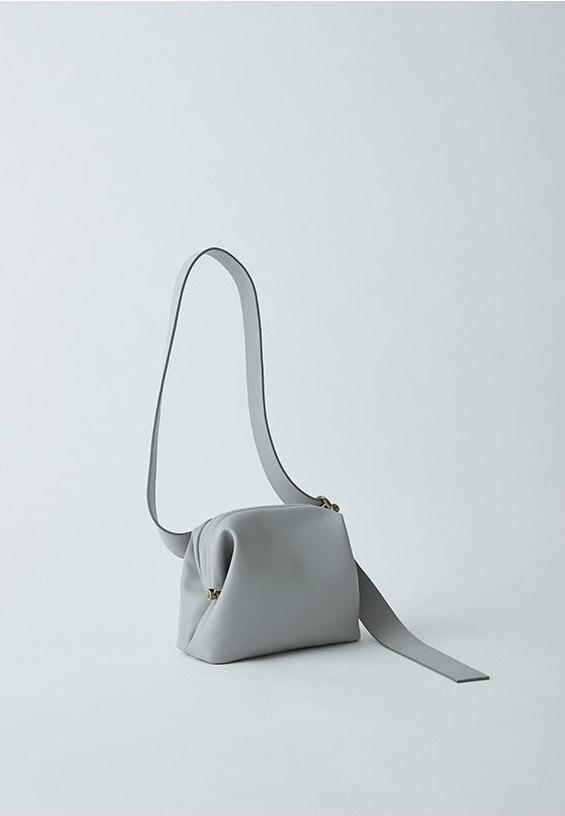 Pequena Cadeia Crossbody Bag PU de Couro Designer De Luxo