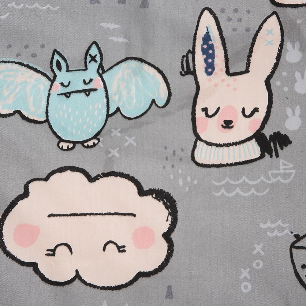 Спальная одежда для новорождённых малышей 0-3 лет удобные мешки из чистого хлопка для сна детское Пеленальное Одеяло и пеленание зима