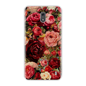 Image 5 - For Nokia 2 3 Case Cover Soft Silicone TPU Fashion Colorful Painted Phone Back Cover Protective Case For Nokia 2 3