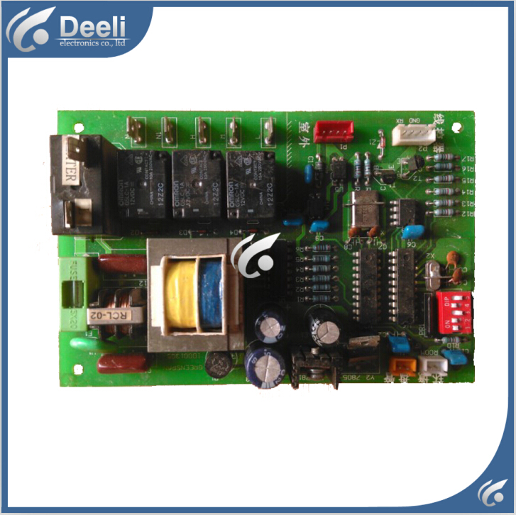 95% new good working Original for air conditioning Computer board motherboard GREENSPAN ID001305 original for air conditioning computer board control board gal0902gk 01 gal0403gk 0101 used good working