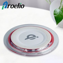 Proelio Protable Qi Wireless USB Charger For Xiaomi Redmi Note 7 Mi 8 9 Phone iPhone 6 Plus X Samsng S8 S9