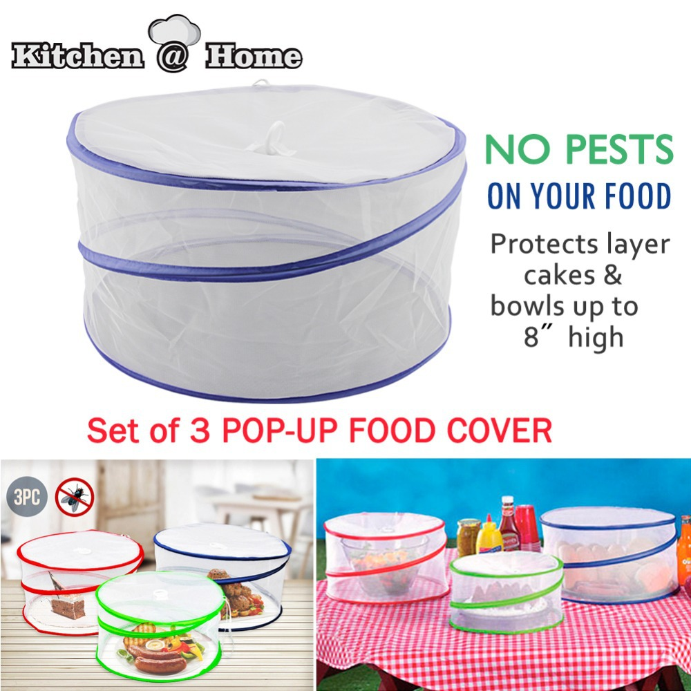 set-of-3-pop-up-food-cover-mesh-screen-outdoor-picnic-bbq-tent-bug-protector-anti-fly-mosquito-fontb