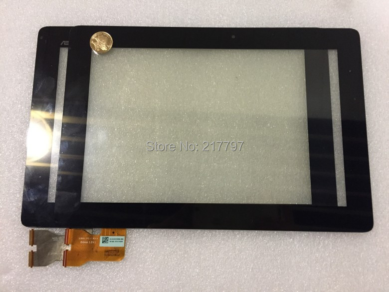 Free shipping Touch Screen Digitizer Glass Lens For MeMO Pad FHD 10 ME302KL ME302C Only 5280N