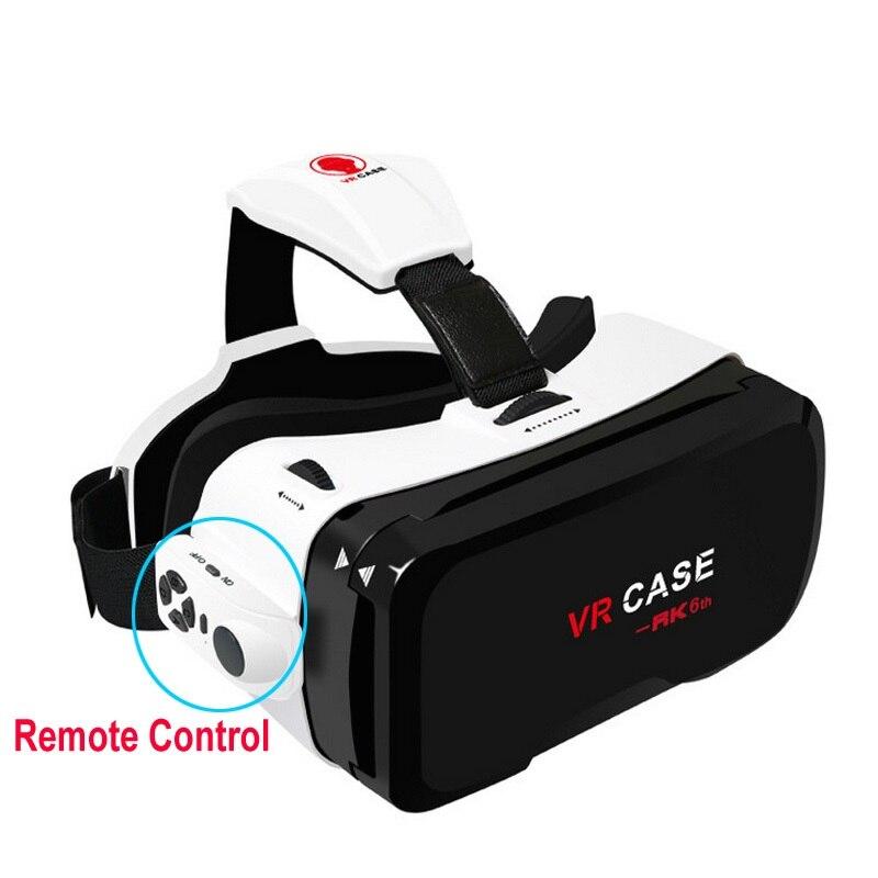 Vr Case 6 Vr Glasses Virtual Reality 3d Glasses Binocular