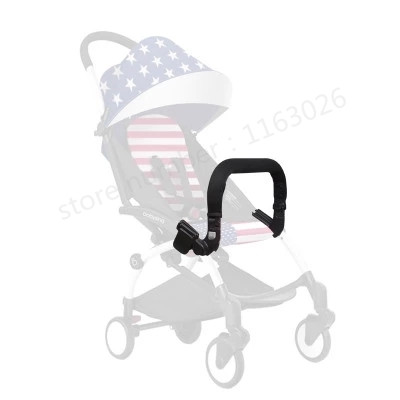 Baby Stroller Armrest për YOYA Stroller Bumper Bar karrocë sigurie roje sigurie shirita Aksesorë