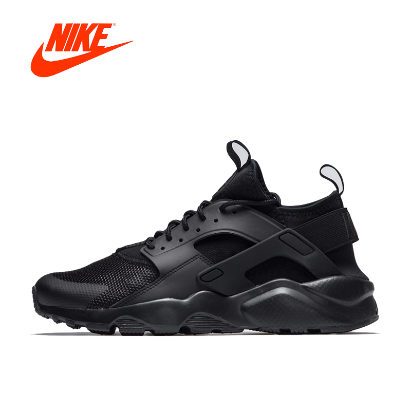 NIKE AIR HUARACHE 2017 Original New Arrival Authentic Cushioning Women's Running Shoes Low-top Sports Shoes Sneakers classic original new arrival official nike air huarache city low women running shoes outdoor sports shoes ah6804