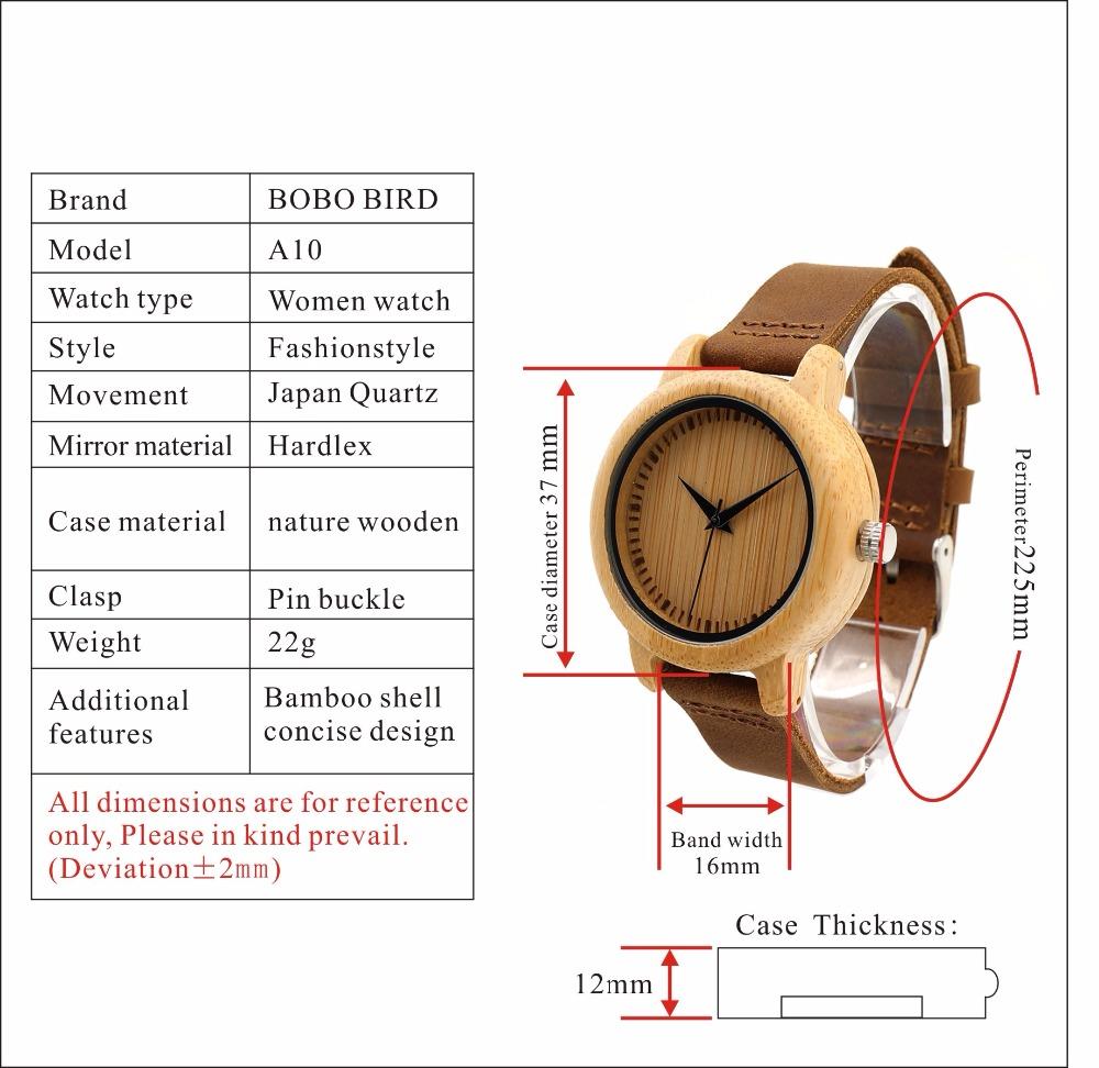 Female Clock relogio feminino Watch for Women as Gifts A10