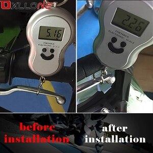 Image 4 - نظام كبل دراجة نارية سهل السحب من الألومنيوم بالتحكم العددي بواسطة الحاسوب نظام كابل الدراجة النارية لهوندا CR250R CR 250R CR 250 R 2004 2005 2006 2007