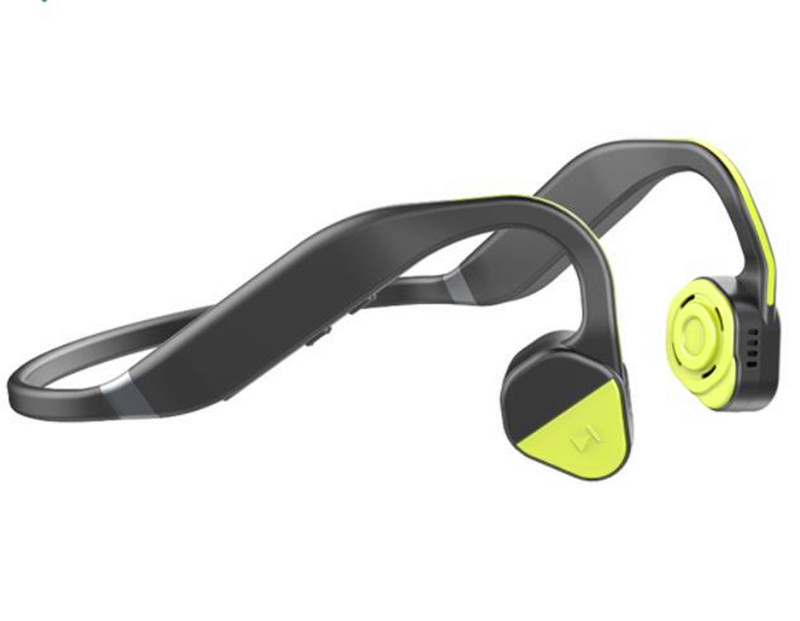 wireless headphones over ear bone conduction earpiece noise cancelling microphone running neckband headset with volume control meelectronics atlas on ear headphones with inline microphone and universal volume control