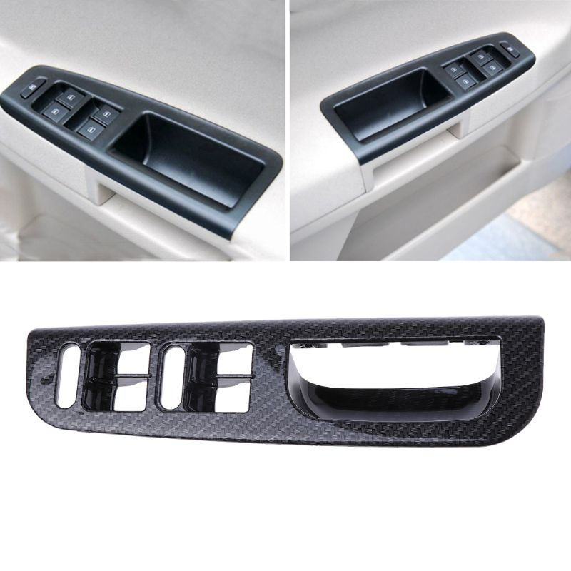 Car Vehicle Window Switch Control Panel Trim Driver Side For Passat B5 Golf MK4 10166