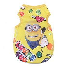 Cartoon Vest Sleeveless Clothes