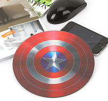 Captain US Mouse Pad