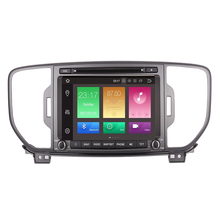Android 9.0 car dvd for KIA sportage 2016 2017 2018 with car radio stereo multimedia player 2din navigation System Audio DAB GPS