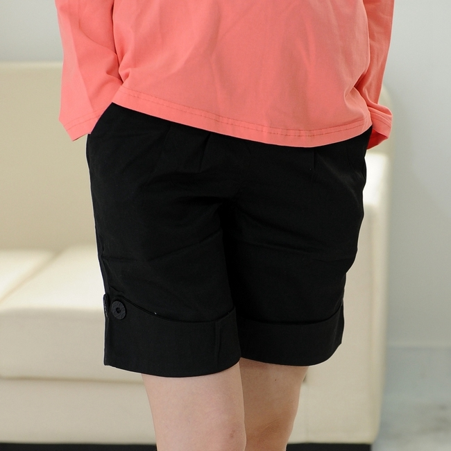 High Quality Summer Maternity Shorts Casual Loose Prop Belly Shorts for Pregnant Women High Waist Pregnancy