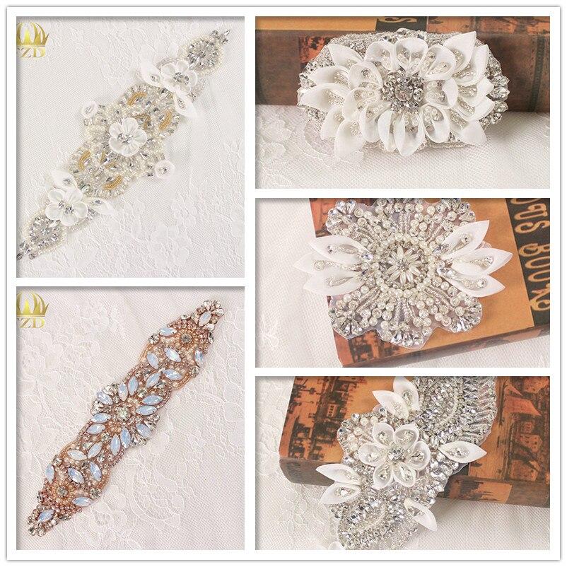 ᑎ‰5 piezas arreglo caliente al por mayor vestido de boda cosen en ...