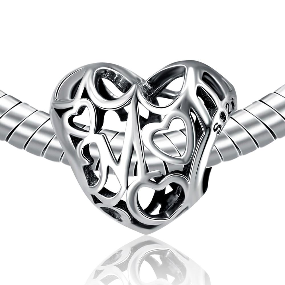 braccialetti di fascino pandora