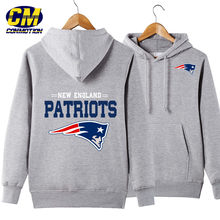 NFL American football Men s casual hoodie fashion sweatshirt outdoor sports  pullover New England Patriots(China aea7afeda