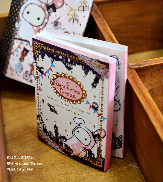 Reasonable 1 Pieces New Pad Note Posted Cute Cartoon Memo Stickers Sticky Message Stationery Kawaii Notebook Post Notepad Papeleria Filofax Discounts Sale Office & School Supplies Notebooks & Writing Pads