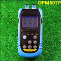 Волоконно-оптический тестер PON оптический измеритель мощности opm607p портативный измеритель оптической мощности тестер волоконно-онлайн-тест, 3 длина волны