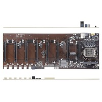 Brand new Mountain Motherboard 8 Graphics Card LGA1151USB3.0 B250 BTC btc Eth Blackshine Antminer Mining Board