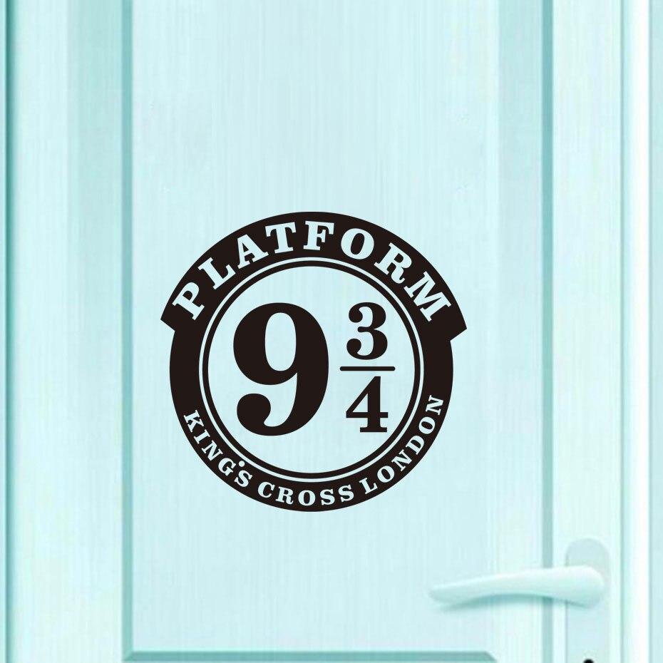Classic Movie font b Harry b font font b Potter b font Platform 9 3 4