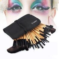 Beauty 32pcs SET Professional Makeup Brushes Make Up Brush Set For Cosmetic Foundation Blush Powder Kit