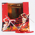 Fairy Tail Erza Toy Figure PVC Figures Scarlet Cast Off Version figure Free Shipping