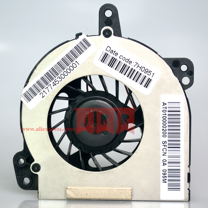 100% Brand New CPU Cooling Fan for HP COMPAQ 500 510 520 Presario C700 A900 438528-001  2pins hp compaq presario cq57 383er qh812ea в рассрочку минск