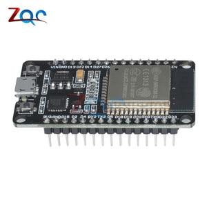 Официальная плата разработки DOIT ESP32 WiFi + Bluetooth ультра-низкое энергопотребление двухъядерный ESP-32 ESP-32S ESP 32 аналогичный ESP8266