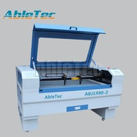 High speed cheap wood laser cutter 1400*900mm two heads cnc co2 laser machine