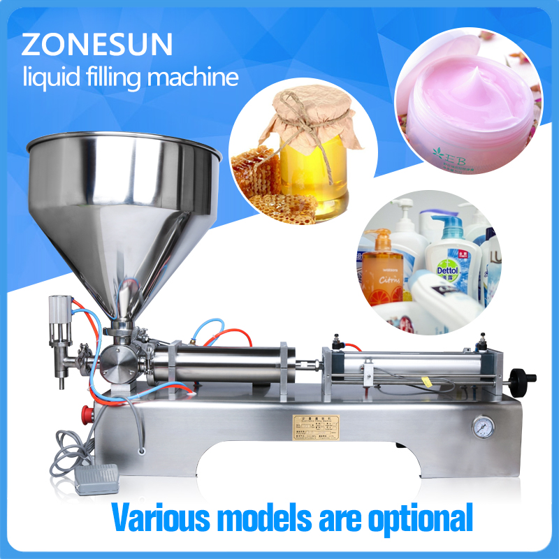 (10-300ml) pneumatic volumetric Softdrin liquid filling machine(pneumatic liquid filler for oil, water, juice, honey, soap) micro computer liquid filling machine for juice filler shampoo oil water perfume