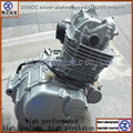 New and original quality silver plated version for SUZUKI 250cc GN250 motorcycle engine