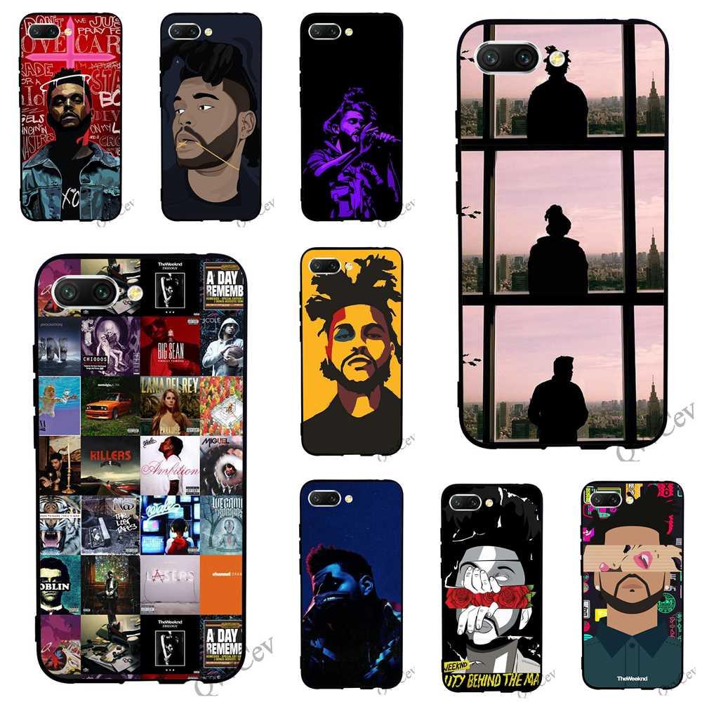 Модные Weeknd Starboy Телефон чехол для Huawei Honor NOVA 3 случае 10 8 9 Lite 7A Pro 7X 7C 6A Y6 премьер 3i мягкие