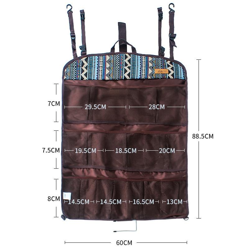 Portable Hanging Storage Bag