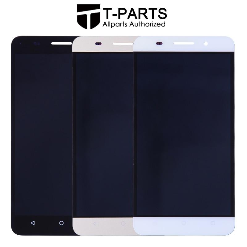imágenes para Para Huawei Honor 4X LCD Probado Pantalla Para Huawei Honor 4X AAA Digtizer Pantalla Táctil LCD con Marco Reemplazo Che2-L11