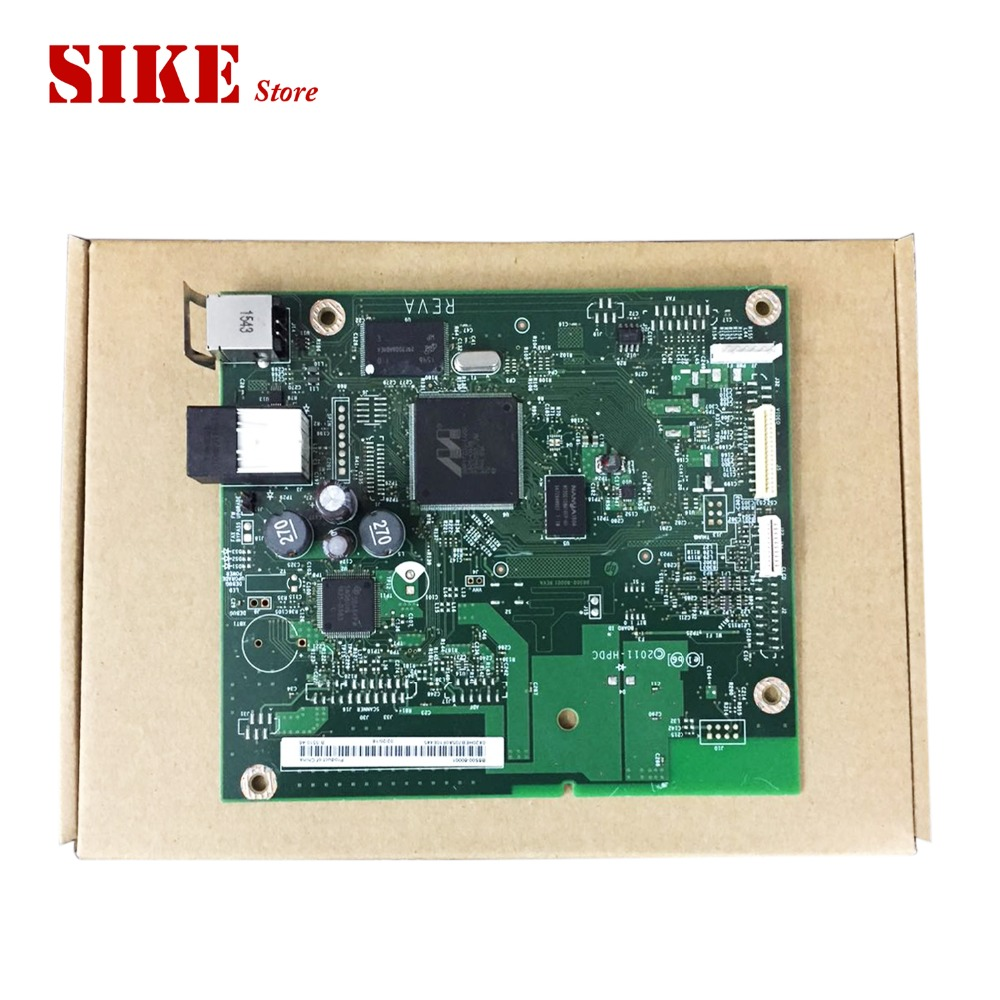 B6S02-60001 Logic Main Board Use For HP LaserJet M706n M706 Formatter Board Mainboard ce832 60001 mainboard main board for hp laserjet m1213 m1212 m1213nf m1212nf 1213 1212 printer formatter board