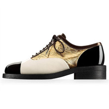 Plus Size 34-43 New Patent Leather woman designer flats round toe handmade Mixed Colors 2017 oxford shoes for women Casual Shoes