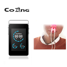 COZING Nose Rhinitis allergyMedical Laser Massage Tool Low Frequency And therapeutic Medical Instrument