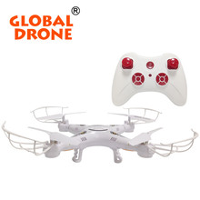 A Key Return Quadcopter Drone Without Camera RC Toys Global Drone X182 2.4Ghz Control 6 Axis Gyroscope Rolling