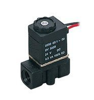 Free Shipping 10PCS 1/8'' Plastic Electric Solenoid Valve 24-volt Air, Water 2P025-06