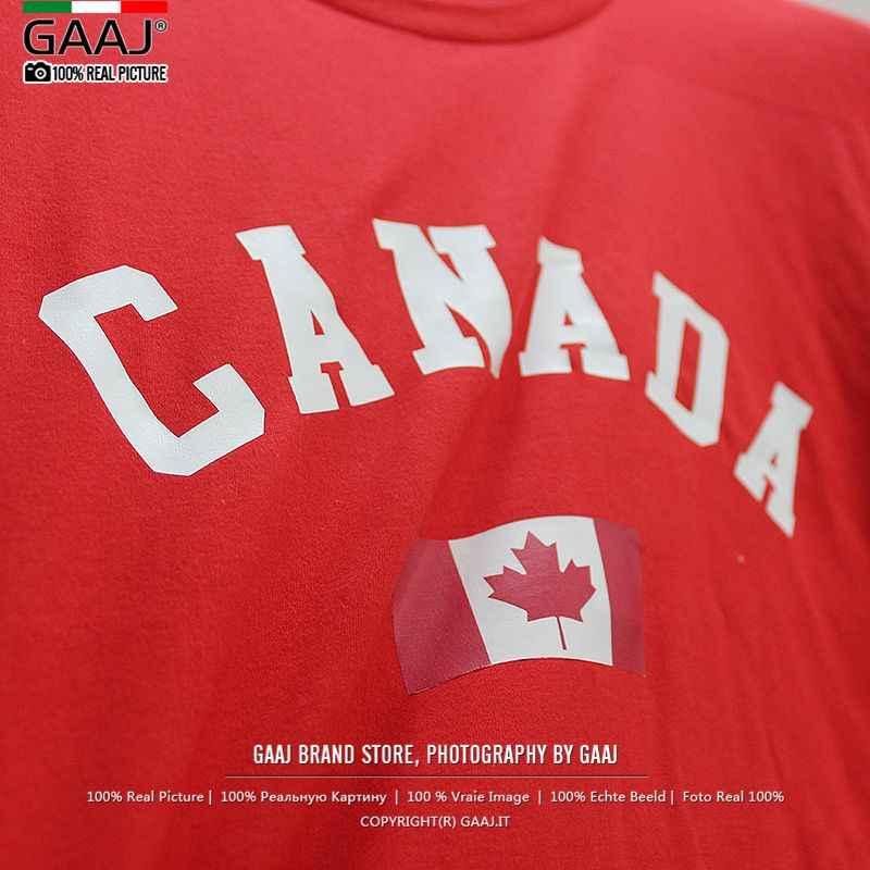 캐나다 플래그 t 셔츠 여성 여성 디자인 북미 여성 t-셔츠 o 목 옷 짧은 소매 숙 녀 인쇄 t-셔츠 2019 새로운
